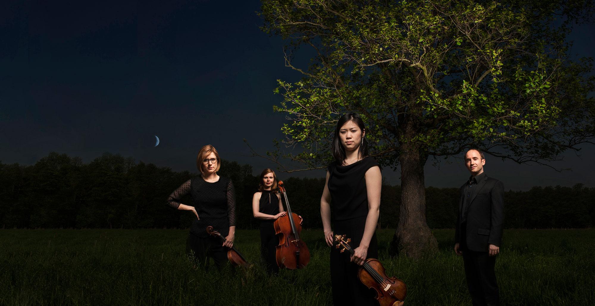 Flex Ensemble – The Arrival of Night