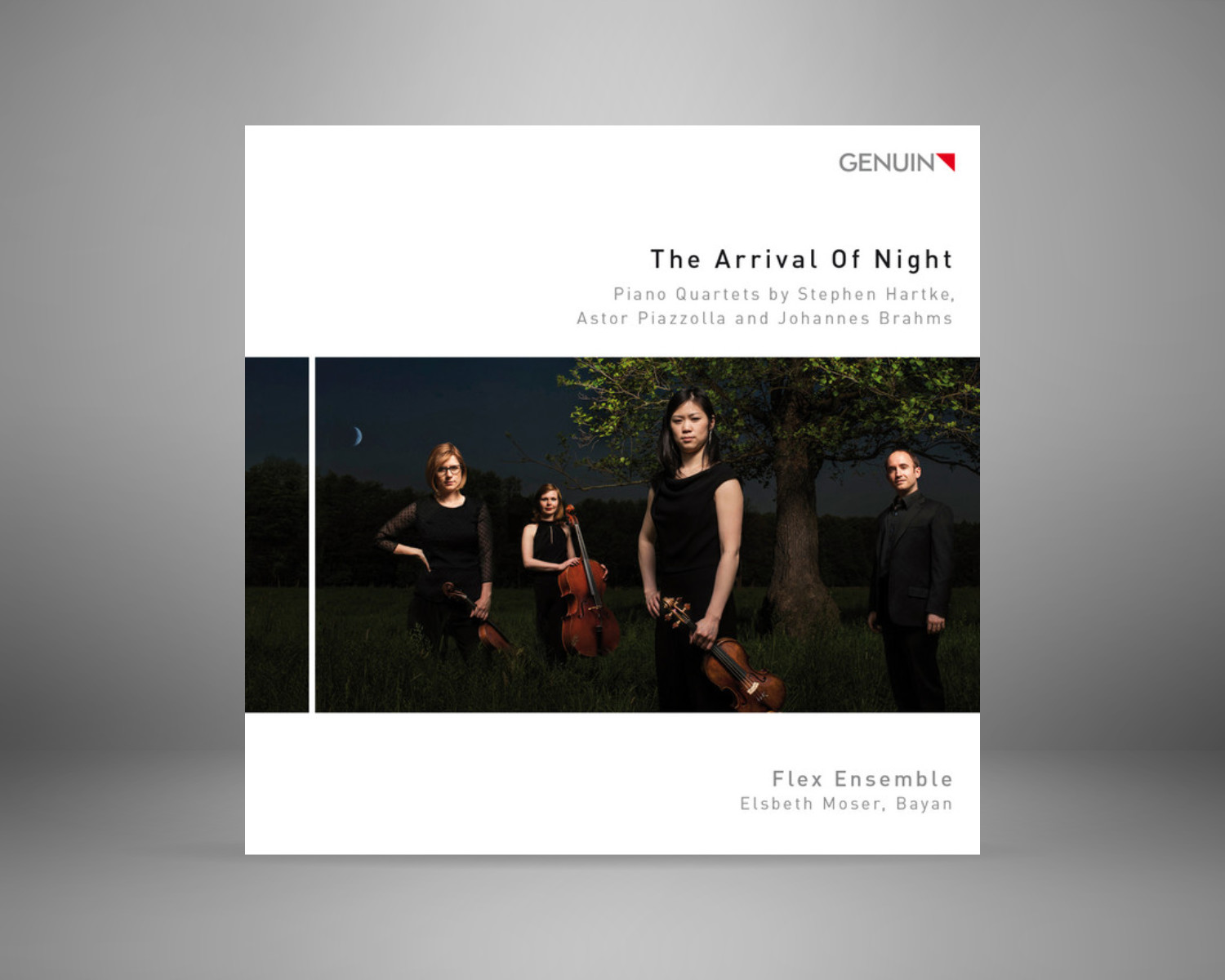 Flex Ensemble – The Arrival of Night CD