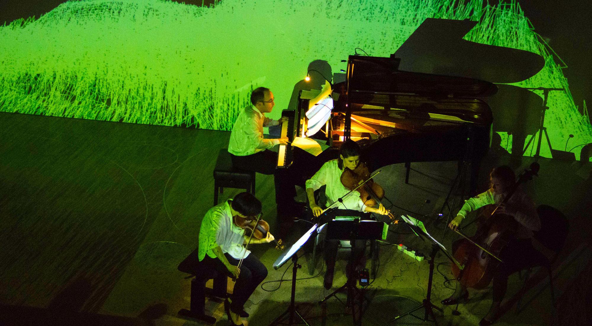 Flex Ensemble Concert