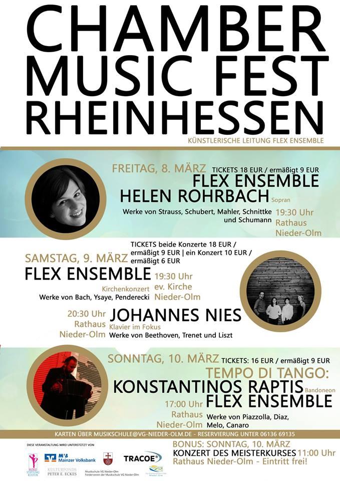 Flex Ensemble Plakat-Fest-2019