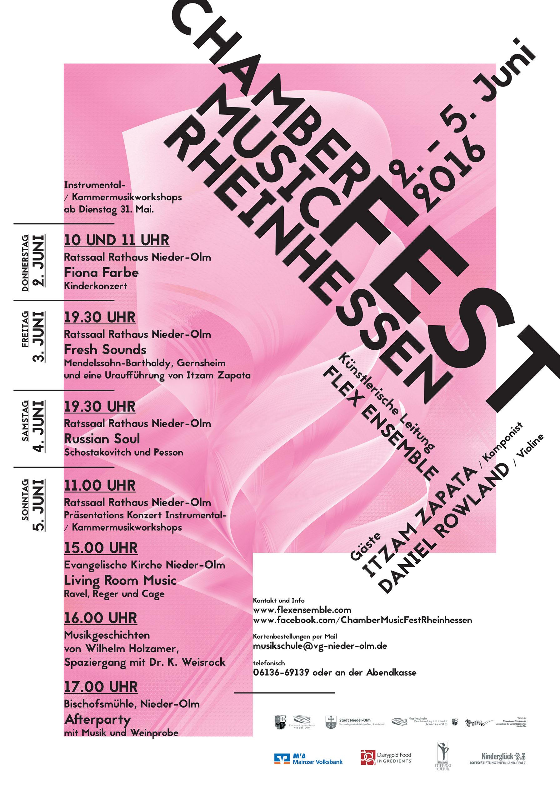 Flex Ensemble – FEST 2016
